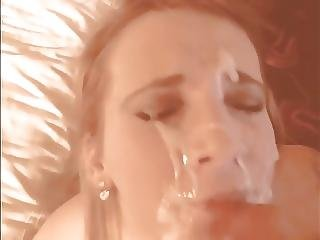 10 Amateur Facial Cumshots Vol 13