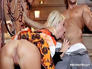 New Cummer Nathaly Cherie Loves An Anal Ride