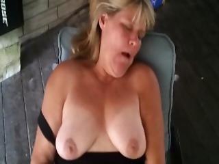 Jill Playing Oudoors 2