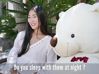 Katana Japanese Porn Star Interview For Plushies.tv