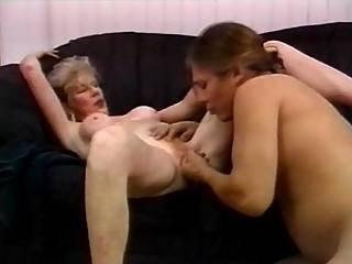 Granma and hottsex boy