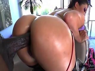 Huge Booty Big Dick - Ass Tube: Slim Blonde Hottie Jayda Diamonde Gets Ass Wrecked ...