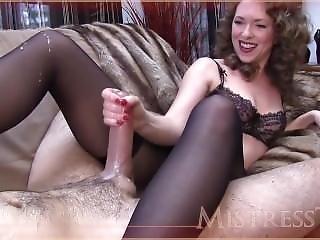 Mistress T Wanking Big Cocks Off