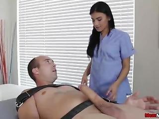 Teen Latina Handjob