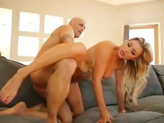 Cameron Dee Fucks Her Workout Instructor