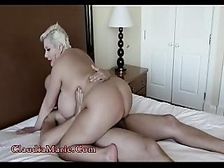 Claudia Marie Fucked Rough Twice