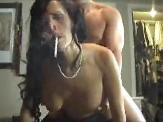 Arianna Smokes And Fucks