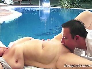 Dude Likes Fucking Horny Granny