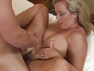 Hot Busty Mom Is Getting Fucked