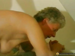 His Cock Sucking Mature Two Aunts
