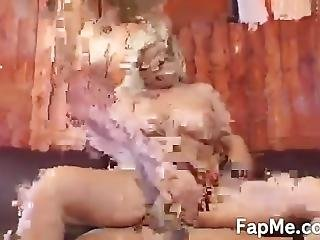 Big Tit Girl Is Addicted To A Big Cock