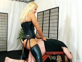 Cruel Punishments Severe Femdom Zita With Huge Strap-on Starring Lady Zita
