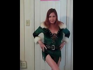 Redhot Redhead Show 12-08-2017 Pt. 1 (sexy Outfit)