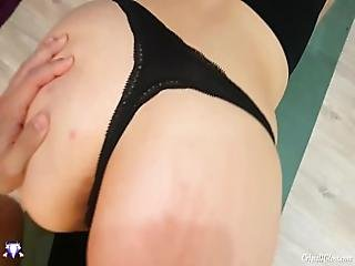 Big Booty With Leggings Pov Blowjob And Sex - Cristall Gloss