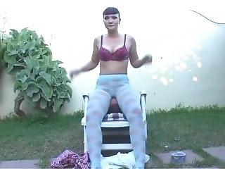 Jill Diamond Facesitting 2