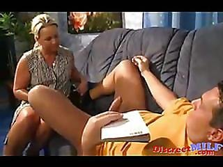 Europian Cougars Love Sucking Cock