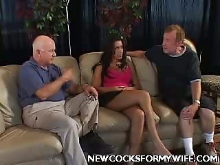 On Wife dick peeping a sorry, can help
