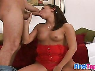 Pheobe In Her First Sex Tape
