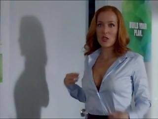 Dana Scully (gillian Anderson) Sex Scene In X-files S10e3