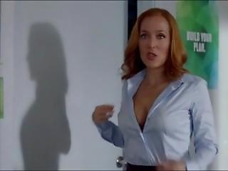 Dana Scully (gillian Anderson) Sex Scene In X-files S10e3
