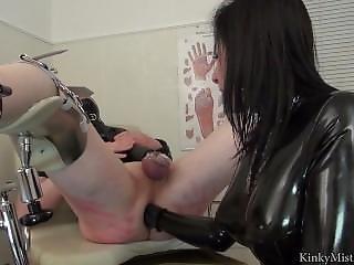 Mistress Fisting Slave Boy