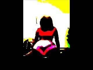 おまんこ, 大きなおまんこ, ダンシング, 漆黒の, いじめている, ウェブカメラ