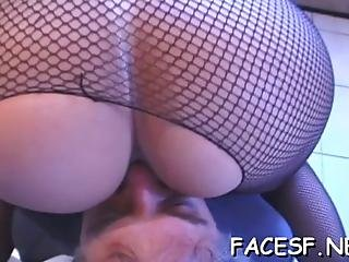 Hot Sluts Who Are Into Femdom Know What They Are Doing