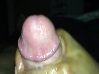 Candy Gives Me A Hand Job Till I Cum