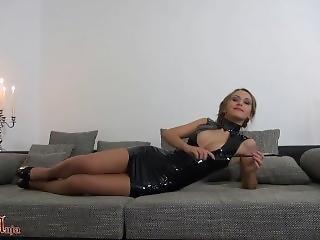 Femdom Humiliation - Online Lady Anja