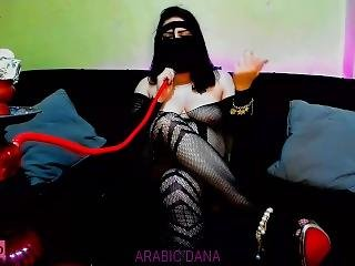 Dirty Arabian Talk With My Cuckold Husband Squirtنيكه العيد من صحاب جوزها
