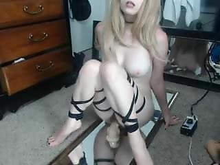Double Penetration, Masturbation, Mirror, Penetration, Toys, Webcam