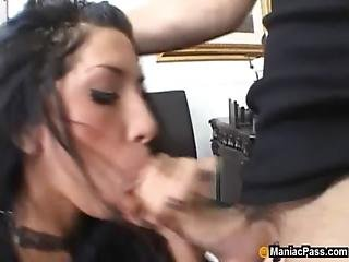 Latin Mom Takes Cock For Money