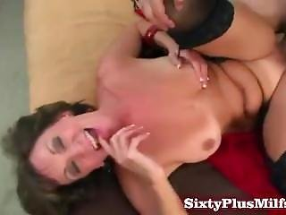 Sydni Lane Is A Cock-hungry Milf