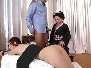 Double Cock Sucking Whores Ffm Threesome- Watch Pt 2 At Mylocalcamgirls.com