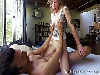 Beautiful Daytime Sex