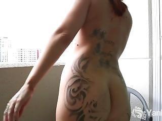Pierced Yanks Monte Cooper Masturbating