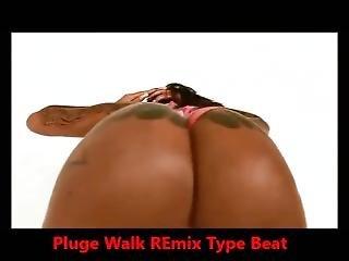New Pluge Walt Remix By Pimp Ho Pastor Ft. Big Booty Secret Moneii Twerk