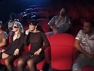 Suruba No Cinema Porn�