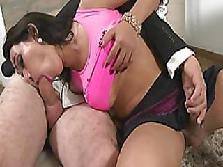 Big Tits Shemale Gets Her Asshole Fucked By The Doctor
