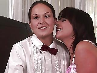 Elexis Monroe And Penny Flame Epic Lesbian Action