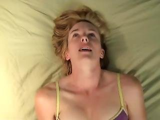 Beautiful Agony Off Screen Lesbian Masturbation