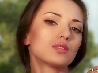 Glamour Hot Perfect Model Anna Aj - Met Art