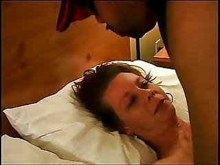 Mature Wife Enjoying A New Black Stud At The Motel