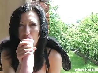 I Love Her - Hot Kinky Jo - Anal Horse Dildo