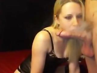 Kacyluv420 Smoking Deepthroat Blowjob