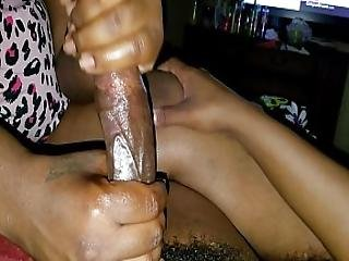 Wife Stroking My Dick. This Is How You Make A Hj Video