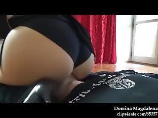 anal, blasen, sklaverei, brünette, bukakke, cream, creampie, femdom, sexy, Jugendliche, Jugendlich Anal, uniform