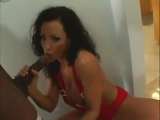Hot Mom Lisa Ann Interracial Fucks Young Bbc