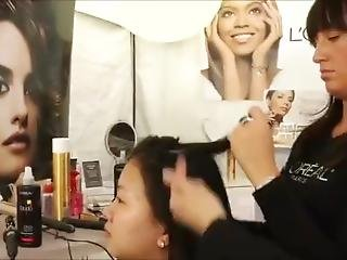 Bollywood Actresses Makeup Rooms Behind The Scene Moments That You Have Nev