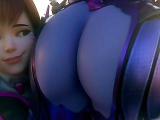 Overwatch Girls Moaning Compilation (vgerotica Version)